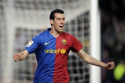 50 Figuras del Barça 2000 - 2011 Sergio-busquets